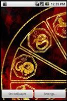 Screenshot of Chinese Horoscope Wallpaper