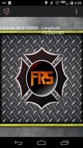 FRS GPS Tracker