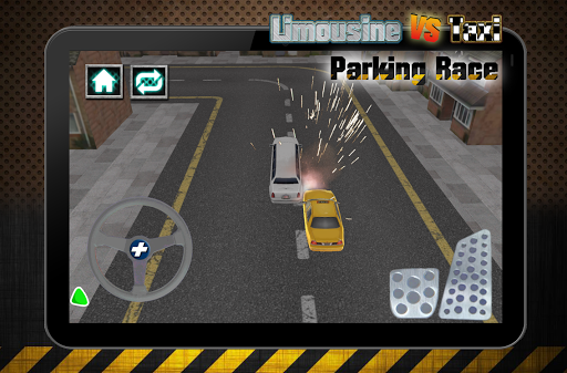 轎車與出租車停車場賽