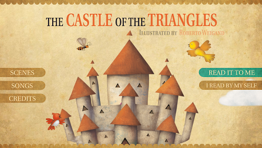 The Castle of the Triangles LT