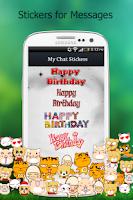 Screenshot of Stickers For WhatsApp , WeChat