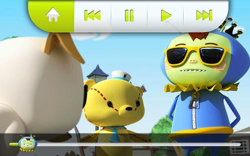 無料教育AppのTV Oops i-Kooo! : 安全教育アニメ|記事Game