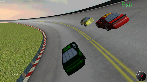 Car Racing Crazy 3D