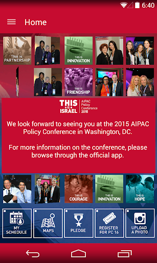 AIPAC Policy Conference 2015
