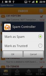 SMS Spam Blocker- screenshot thumbnail