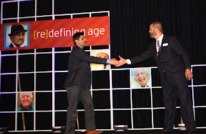 Dr. Majd Alwan & Jonathan Barnes shaking hands