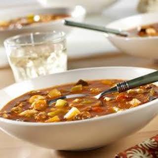 Ratatouille Soup.