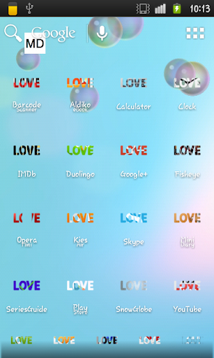 Love Icon Pack