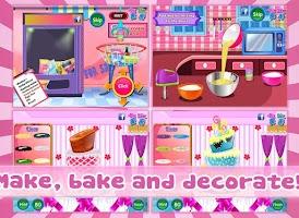 Screenshot of Crazy Delicious Cakes