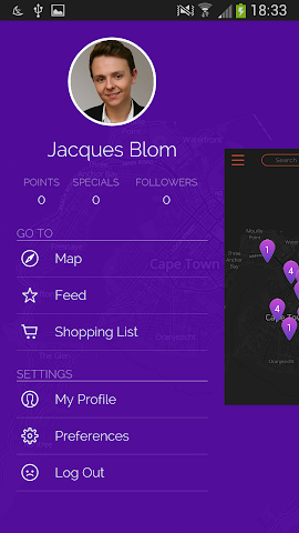 Screenshots for iShopp