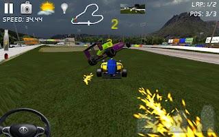 Screenshot of Race Rally 3D Go Xtreme Racing