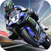 Moto GP Bike Race