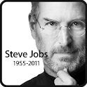 Keynotes of Steve Jobs logo