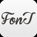 OldSchool Font FlipFont® Free mobile app icon