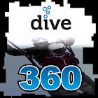 Dive 360 Speedflying icon
