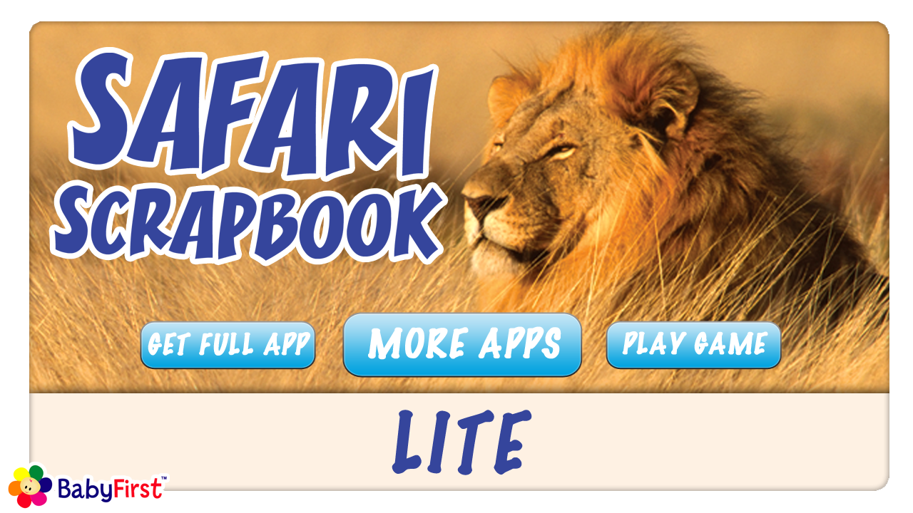 Safari Scrapbook Lite - screenshot