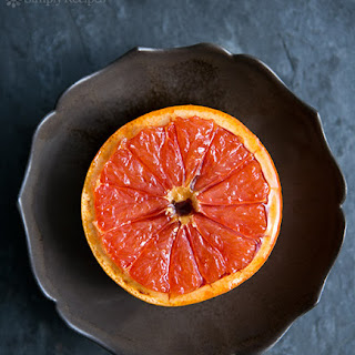 Broiled Grapefruit.
