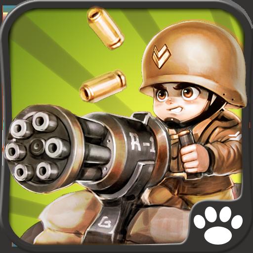 리틀 사령관 - 2차대전TD 策略 App LOGO-硬是要APP