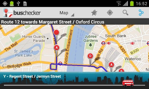 London Bus Checker Live Times Screenshot 28