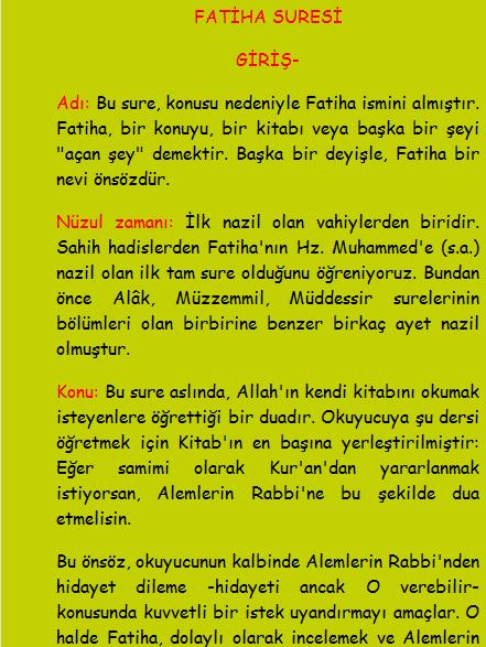 Mevdudi Tefsiri - screenshot