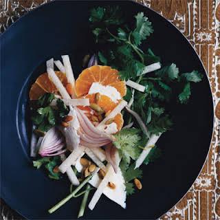 Clementine Jicama Salad.