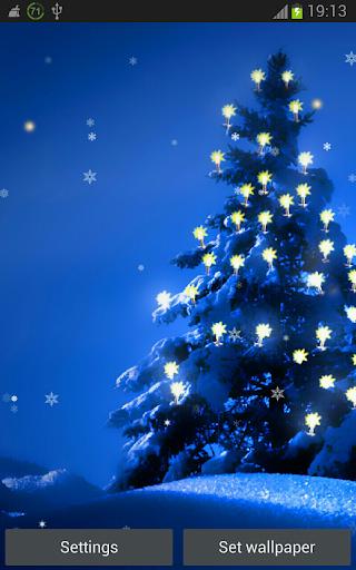 Winter Holidays HD LWP