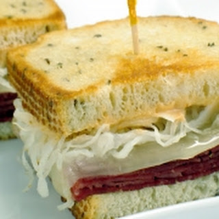 Sandwich Pastrami.