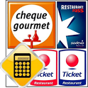 Ticket Restaurant Calculator icon