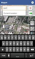 Screenshot of Mapyst CMU