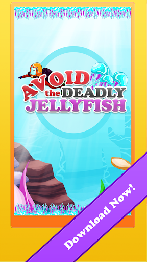 Avoid The Deadly Jellyfish
