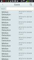 Screenshot of aPDR-mobile