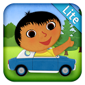 Tizzy Driving Adventure Lite icon