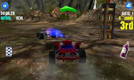 Dust: Offroad Racing - Gold- screenshot thumbnail