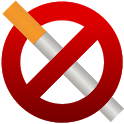 Stop Cigarette icon