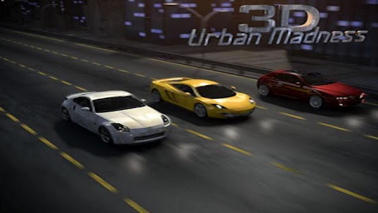 3D Urban Madness - screenshot thumbnail