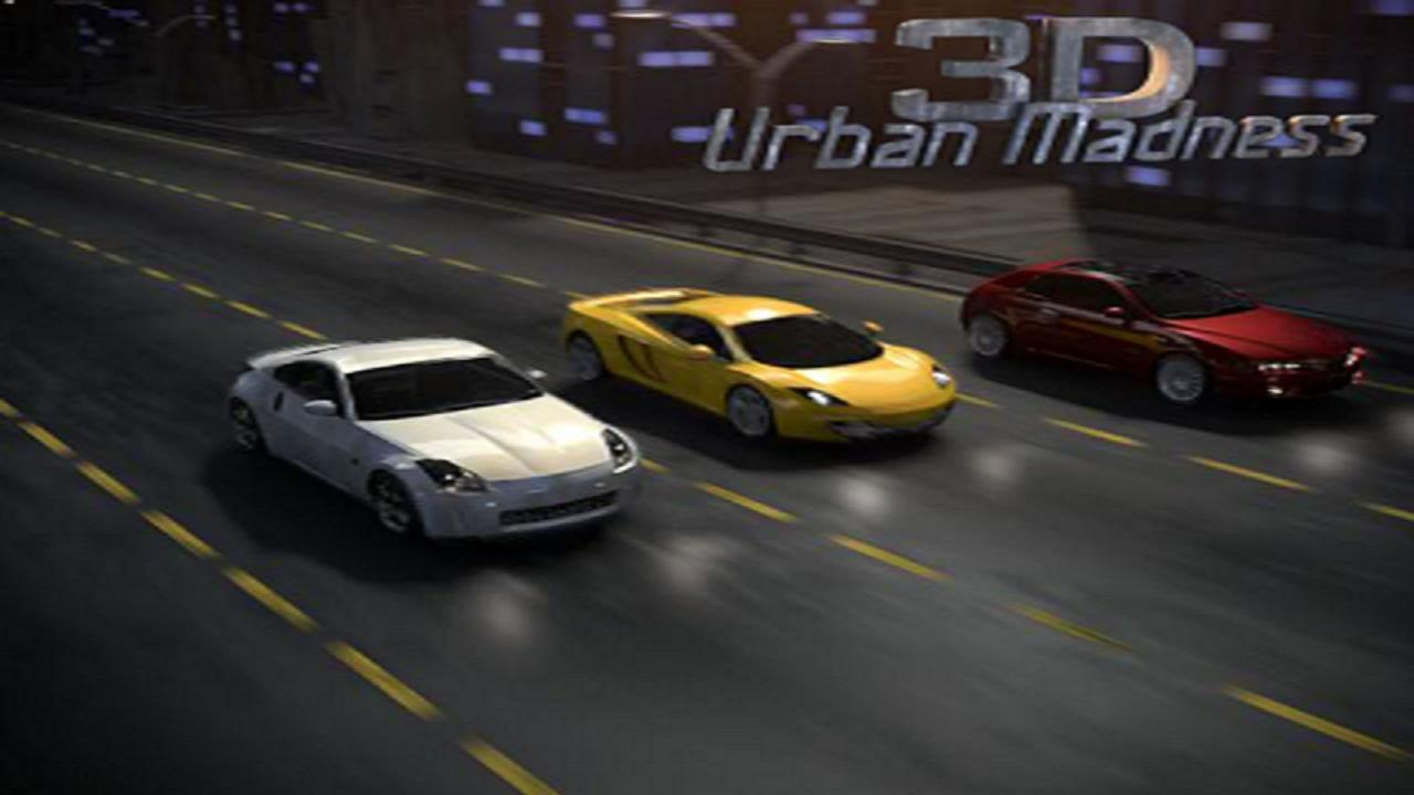 3D Urban Madness - screenshot
