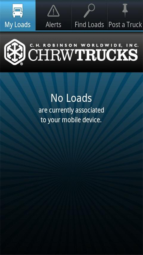 CHRWTrucks - screenshot