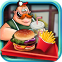 Papa's Burger Shop icon