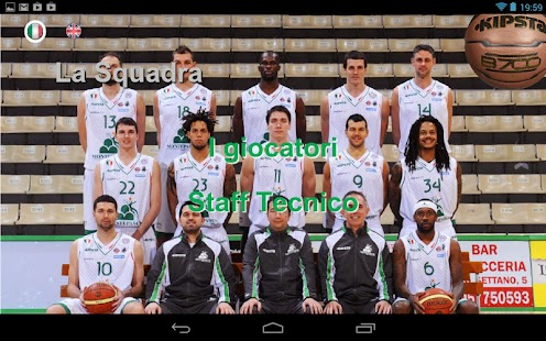 MensSana Basket 2012-2013 - screenshot thumbnail