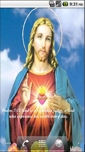 イエスホープライブ壁紙