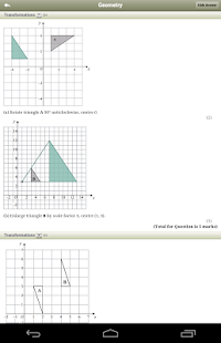 Maths GCSE Revision Edexcel- screenshot thumbnail