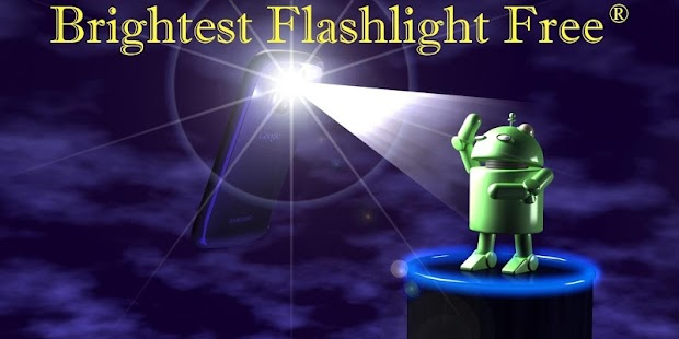 Brightest Flashlight Free ® - screenshot thumbnail