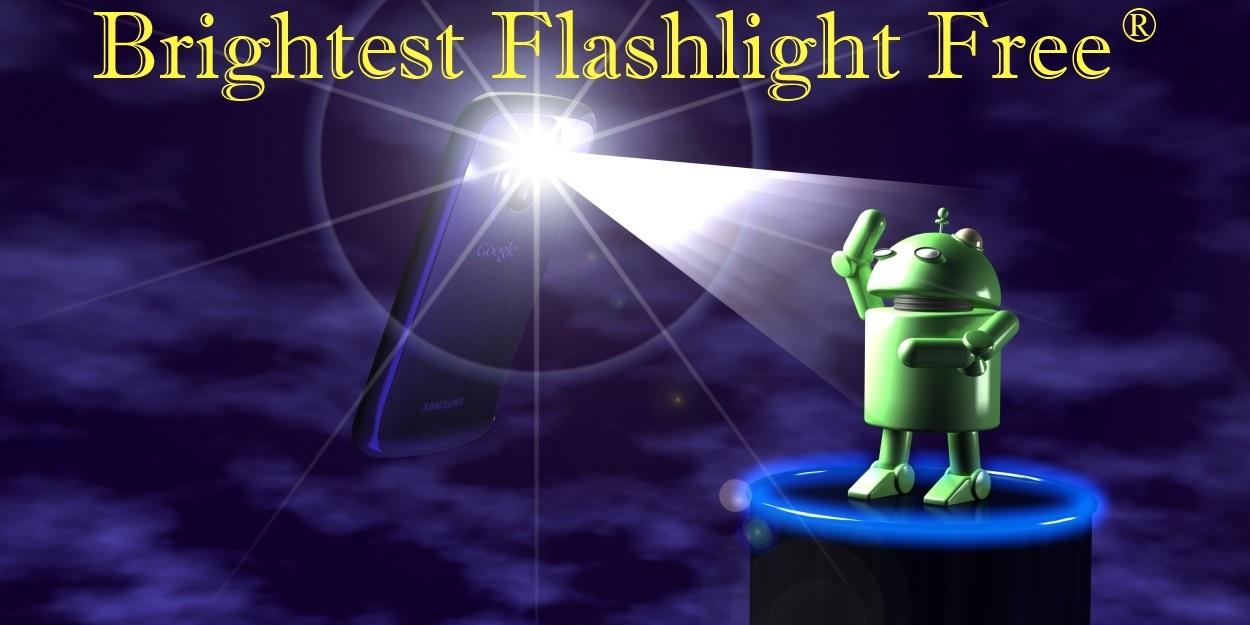 Brightest Flashlight Free ® - screenshot