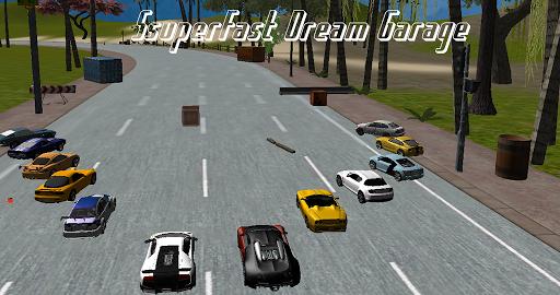超級快速的賽車世界3D