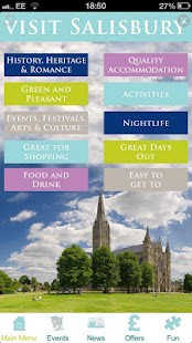 Visit Salisbury Official App