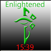 Free Download Ingress Clock for SmartWatch 2 APK for Samsung