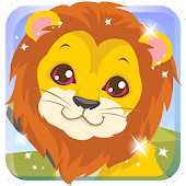 Lion Care Game Lion Dress Up