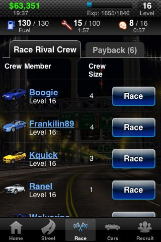 Racing Live™ - 12 Points - screenshot