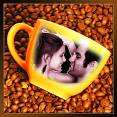 Coffee/ Coffee Mug Photo Frame