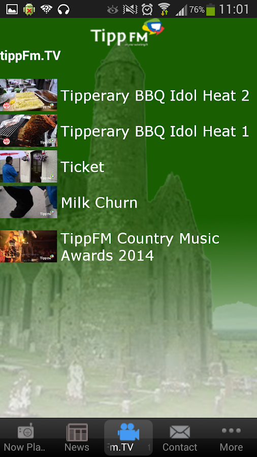 TippFm Radio- screenshot